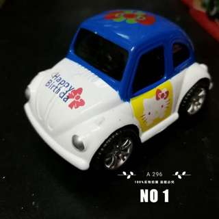 HelloKitty mini car