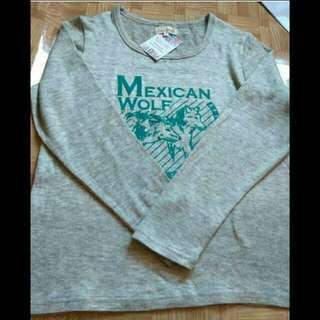 全新民族wolf 款冷衫