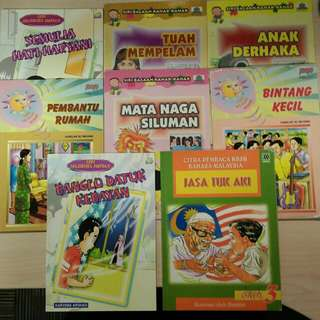Children Malay Books
