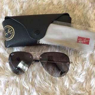 Ray-ban rayban high street Aviator Sunglasses RB3449