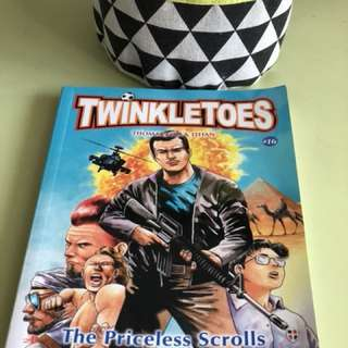 THE PRICELESS SCROLLS (Twinkle Toes)