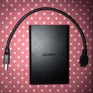 1TB Sony USB 3.0 External Drive w/ 1,225 HD Movies