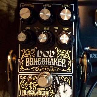 DOD Boneshaker Distortion Pedal