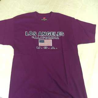 Hanes Los Angeles t-shirt