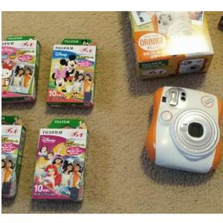 PLEASE GO TO MY POLAROID BUNDLE SALE not doing individual film sale anymore \\ FUJIFILM INSTAX MINI POLAROID FILM (DISNEY THEMED) \\