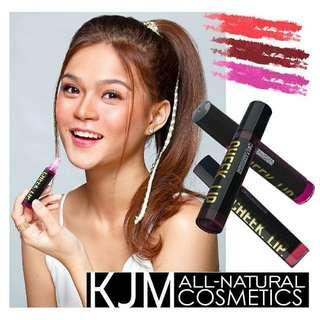 KJM Organic lip and cheek tint