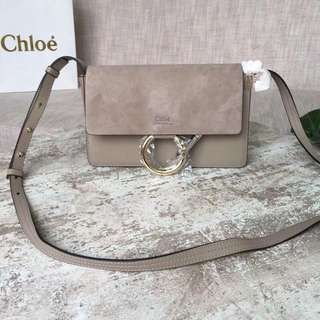 Chloe shoulder bag 23cm