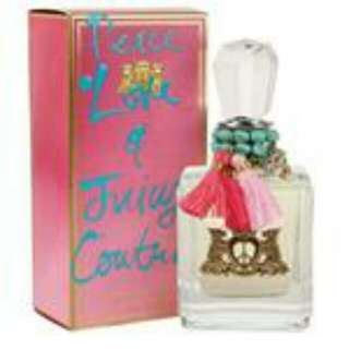Juicy Couture Peace Love EDP