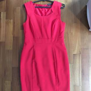 Dorothy Perkins Dress - red CNY