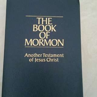 Book of Mormons
