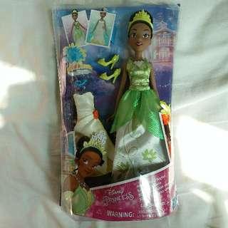 迪士尼公主公仔