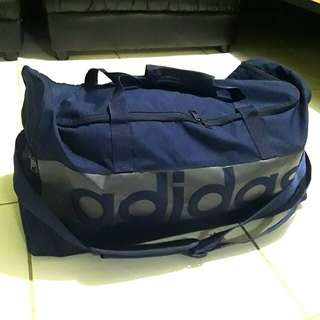 Authentic Adidas Gym Bag, Used Only Once