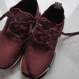 Adidas NMD (Maroon)