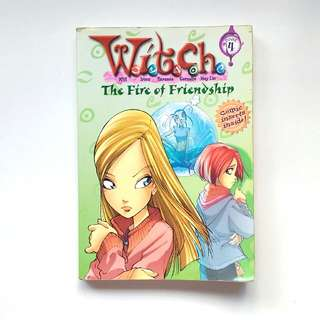 Witch Book 4
