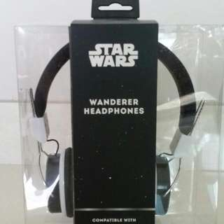 Star Wars Wanderer Headphones From Typo