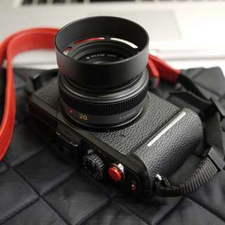日本製造 M43 餅乾鏡 Lumix 20mm / F1.7
