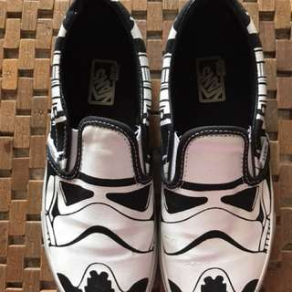 Limited edition Vans Star Wars