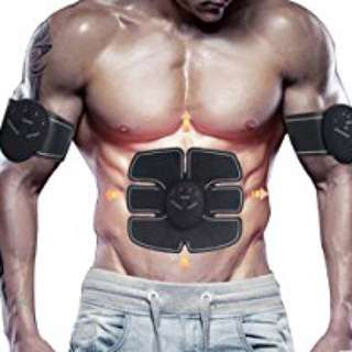 Muscle stimulator abs trainer