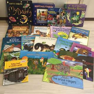 Story books cheap sale!