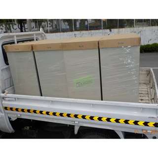 KHOMI--TG36 TS36 GLASS CABINET SLIDING CABINET