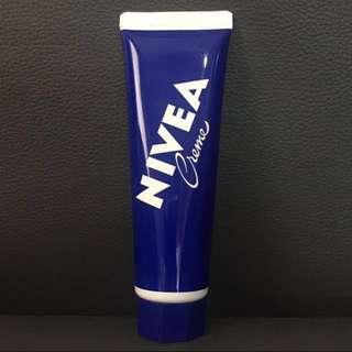 [包平郵] [日本製造] Nivea Cream 潤膚霜 (50g)