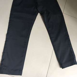 Uniqlo polyester girl's pants