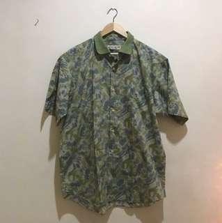 Patterned Floral Shirt