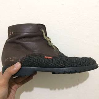 Kickers Boots (US 8)