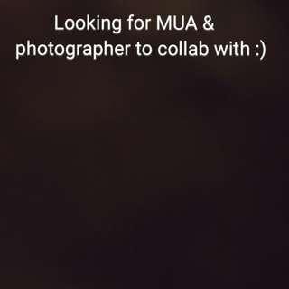 LF : MUA / Photographer Collab