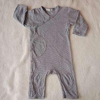 Stripes Sleepsuit