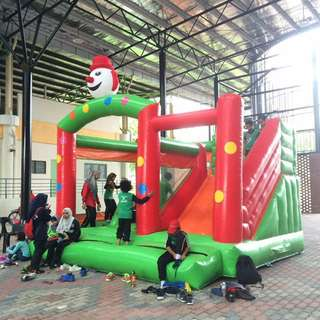 Bouncy Castle for Rental (medium size)