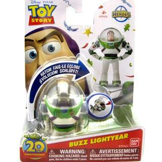 Buzz lightyear hatch n heroes