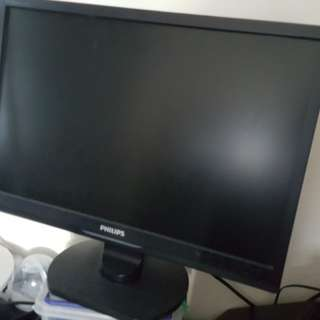 "19"" Philips LCD monitor"