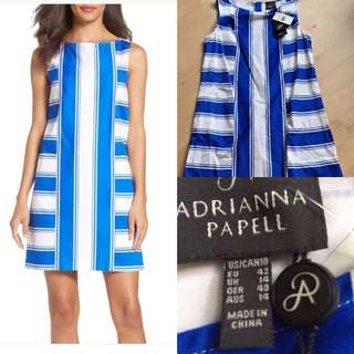 New with tags Adrianna papell Dress Sz 10