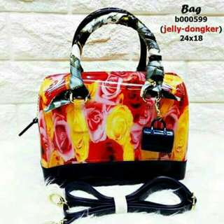 furla  jelly speddy flowers