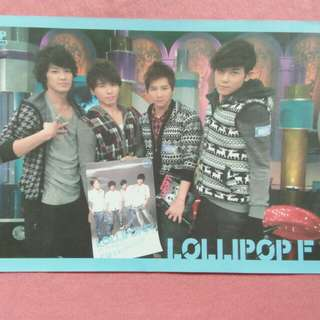 T-pop Poster JPM & Lollipop F
