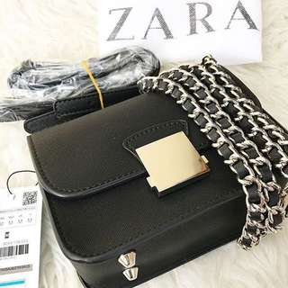 Authentic zara sling bag