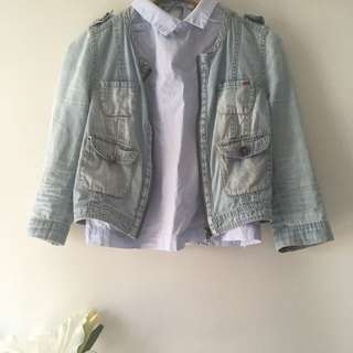 Original S.Oliver denim jacket