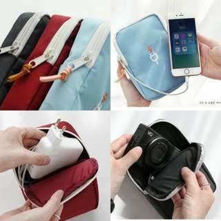 Pouch/Cable Organiser/ Cable Management