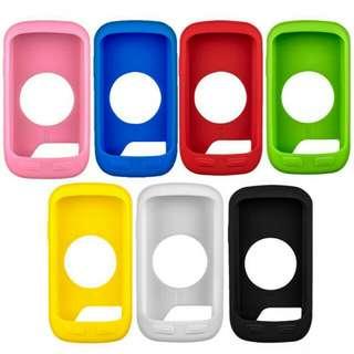 100%NEW Garmin Edge 810/820/1000/1030 Silicone Case 保護套 1個,送 GARMIN 鋼化玻璃保護貼1張