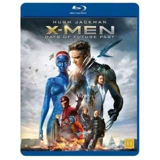 X-MEN : DAYS OF FUTURE PAST Blu-ray