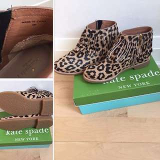 Kate Spade booties new with box