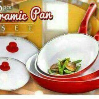 5-1 Ceramic Pan