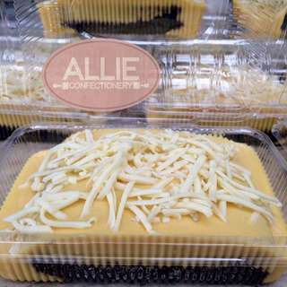 Yema Chocolate Cake