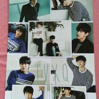 K-pop Poster TVXQ