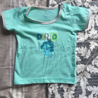 3 for 120! Hello dolly dino shirts