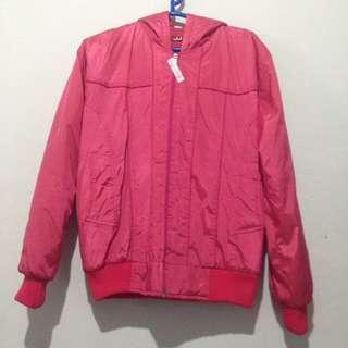 Bomber Pink Jaket