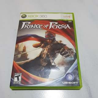 [XBOX 360] Prince Of Persia