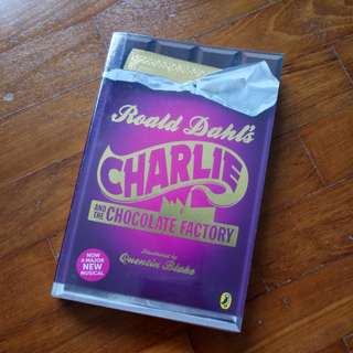 Roald Dahl 's Charlie and the Chocolate Factory (Pre-loved)