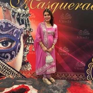 Punjabi suit(pregnant & not can wear)